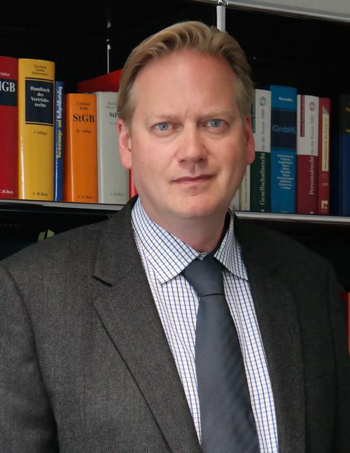 Rechtsanwalt Jan Haber von der Kanzlei BPSH