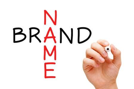 Brandname Grafik Markenrecht